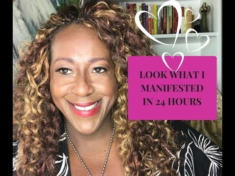 How I manifested over $3000.00 in 24 hours!