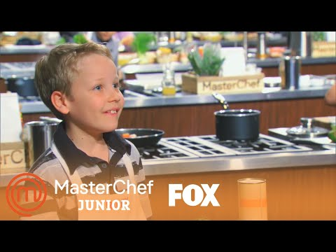 MasterChef Junior Season 3 Promo 'The Tiniest Competitor'