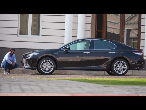 2019 Toyota Camry - Hybrid Engine Is Phenomenal | Faisal Khan