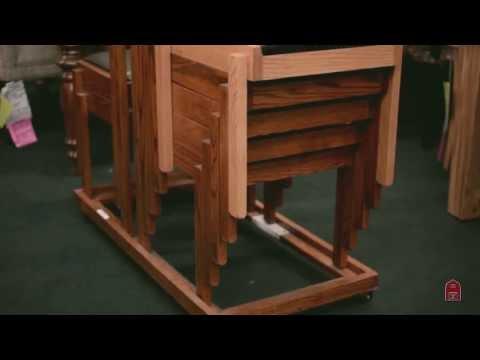 Barn Furniture – Boston Stacking Chairs