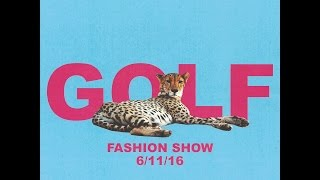 Golf Wang Fashion Show with Tyler the Creator