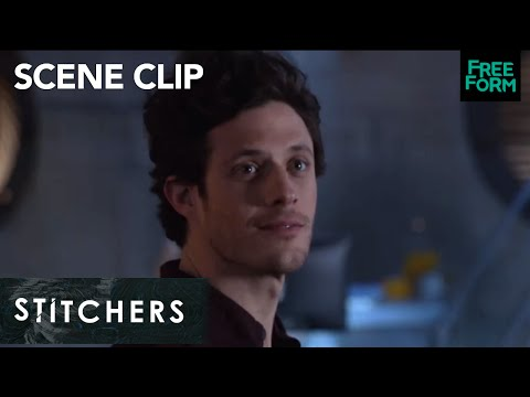 Stitchers | Season 3, Episode 2: Cameron Wants To Talk | Freeform