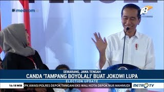 Video Canda 'Tampang Boyolali' Buat Jokowi Gagal Fokus MP3, 3GP, MP4, WEBM, AVI, FLV April 2019