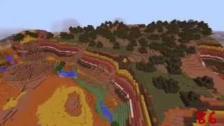 Minecraft World Generator Seed = 86