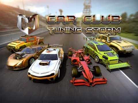 Video of Car Club:Tuning Storm