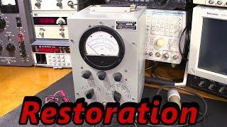 Video [Restoration]- 1960's Multimeter! Sentinel ME-26D/U MP3, 3GP, MP4, WEBM, AVI, FLV Juni 2019