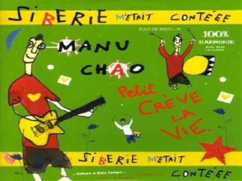 Manu chao sib rie m tait cont ee 2004 musica para america - Manu chao le petit jardin youtube ...