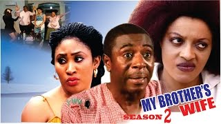 Nonton My Brother S  Wife Season 2     2016 Latest Nigerian Nollywood Movie Film Subtitle Indonesia Streaming Movie Download