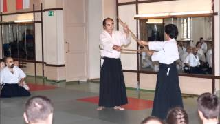 Сенсей Хорикоси(7-й Дан Айкидо Айкикай) семинар 2010
