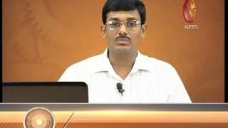 Mod-03 Lec-16 The Subsystems In ECM, Advantages And Applications