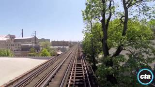 Ride the Rails: Blue Line to Forest Park in Real