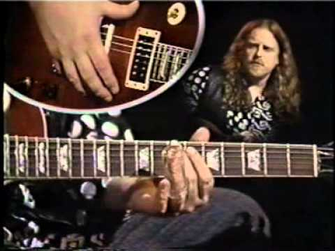 Guitar Lessons & Techniques   Warren Haynes   Electric Blues & Slide Guitar Hot Licks