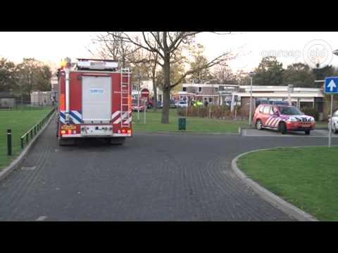 Politie verricht aanhouding na brand zorgcentrum Tiel