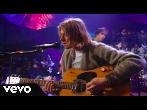 Nirvana - All Apologies MTV Unplugged Official Video