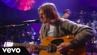 Nirvana - All Apologies (MTV )