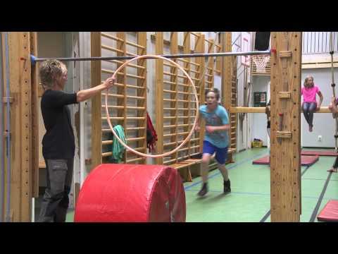 Film till bedömningsstöd i idrott och hälsa, årskurs 6