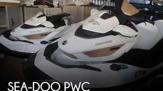 10. Used 2012 Sea-Doo 2 GTX Limited iS 260 PWCs for sale in Bradenton, Florida