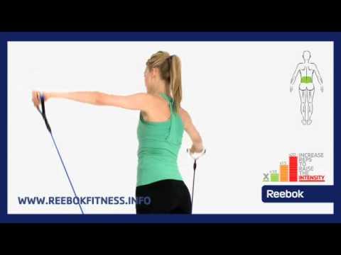 reebok resistance tube