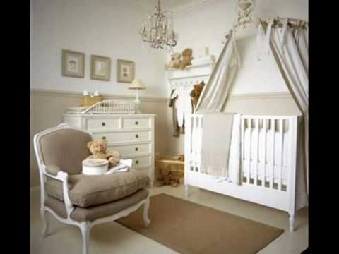 A Serene Baby Nursery