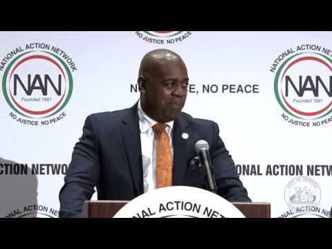 Mayor Baraka forcefully defends the legacy of President Obama