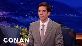 Video John Mulaney Loves Messing With Bill Hader - CONAN on TBS MP3, 3GP, MP4, WEBM, AVI, FLV Maret 2018