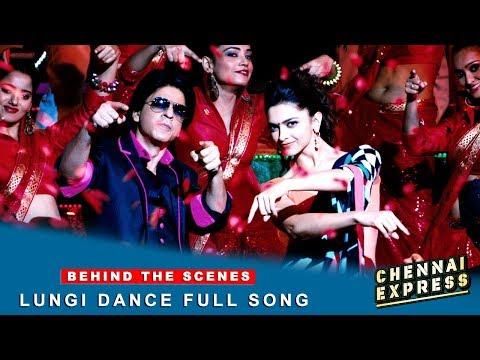 Chennai Express – Shah Rukh Khan & Deepika Padukone – Lungi Dance Full Song Making