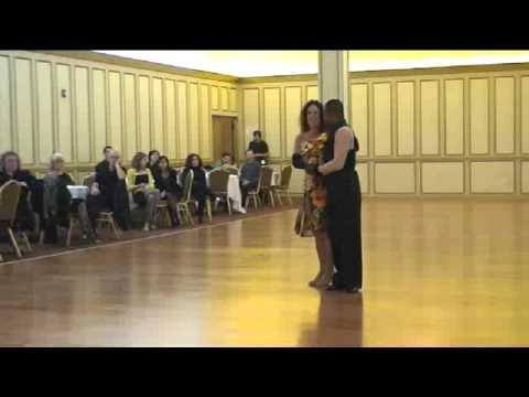 Argentine Tango – Dance Studio Passion Showcase 110510
