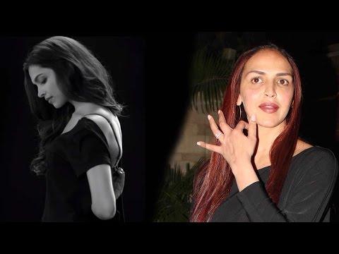 Esha Deol's Opinion On Deepika Padukone's 'My Choi