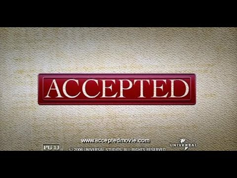 Accepted (2006) - Home Video Trailer
