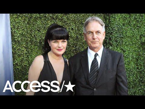 'NCIS' Alum Pauley Perrette Claims She's 'Terrified' Of Former Co-Star Mark Harmon   Access