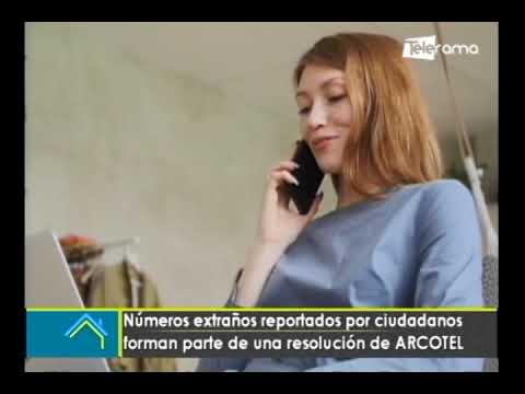 Números extraños reportados por ciudadanos forman parte de una resolución de ARCOTEL
