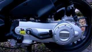 7. Aprilia Sportcity One 50 4T Testing HD