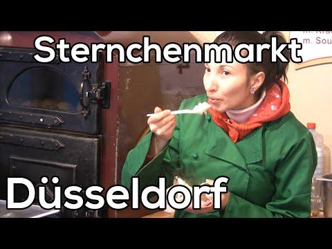 Sternchenmarkt - Dusseldorf - Kerstmarkten