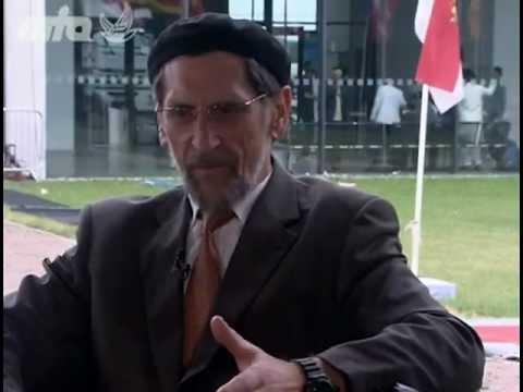 Interview mit Abdullah Uwe Wagishauser während der Jalsa Salana 2012