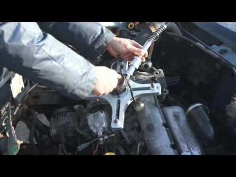 Hydraulik Injektor ausbau set 185800V2PP