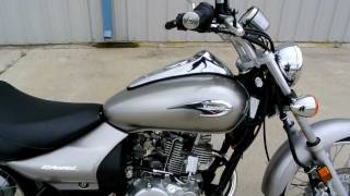 4. Overview and Review: 2009 Kawasaki Eliminator 125