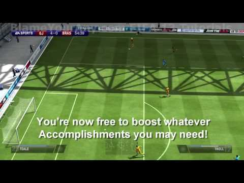 How To Boost Your Pro - READ!!!: FIFA 13 Resources: http://www.blameyourany.com Method 1 has been patched and does not work, instead, please visit http://blameyourany.com/fifa-13/fi...