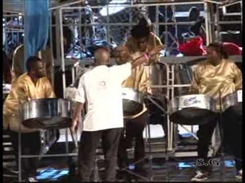 Republic Bank Angel Harps Performing thier Winning Song ''Tune In Dey Rukung Ku Tun Tun'' at Grenada 2015