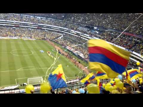 Ritual del kaoz contagia a todo al estadio. - Ritual Del Kaoz - América
