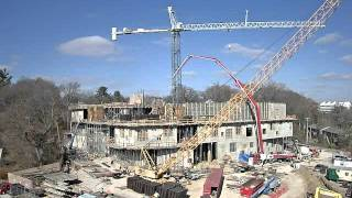 ABR construction time-lapse