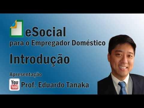 eSocial - Simples Doméstico - Introdução