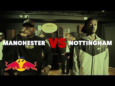 MANCHESTER VS NOTTINGHAM BATTLE | GRIME-A-SIDE QUARTER FINALS @RIOMUSIC10 @UncleMez