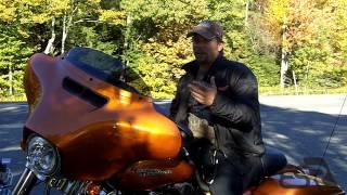 10. First Ride - 2014 FLHX Street Glide Harley Davidson