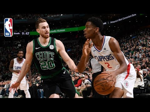 Video: Clippers vs Celtics | Full Game Recap: New Look Clippers Overcome Historic 28-Point Deficit