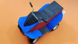 Learn - How To Make a Remote Control ATV Bike At Home
