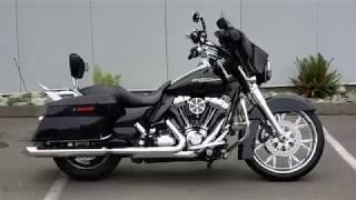7. 2008 Harley-Davidson FLHX Street Glide