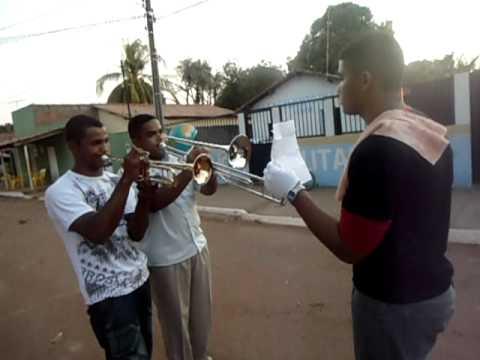 Fanfarra Crixas do Tocantins 2010