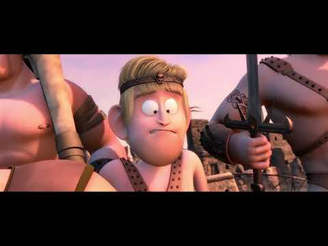 Ronal The Barbarian - Full Movie
