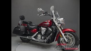 6. 2013  YAMAHA  XVS1300 VSTAR 1300 TOURER - National Powersports Distributors