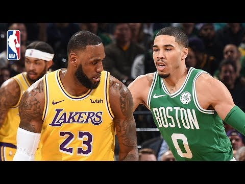 Video: Full Game Recap: Lakers vs Celtics   Rondo Wins It At The Buzzer